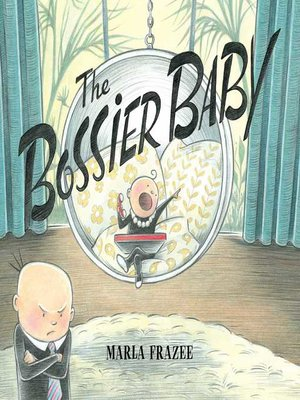 cover image of The Bossier Baby